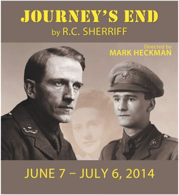an analysis of journeys end by rc sheriff How does sherriff present different attitudes to war in journey's end sheriff uses a range of different attitudes within journey's end.