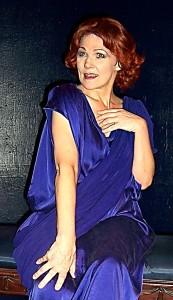 Lori Russo as Isadora Duncan in LOVE, ISADORA
