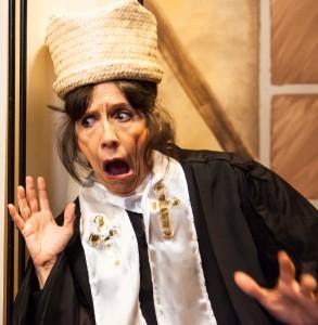Janet Motenko as Zerbineta (Photo By Terry Brindisi)