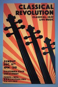 California Stage presents Classical Revolution