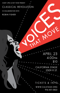 Classical Revolution: Voices that Move