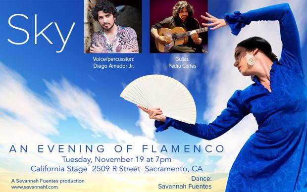 Sky: An Evening of Flamenco