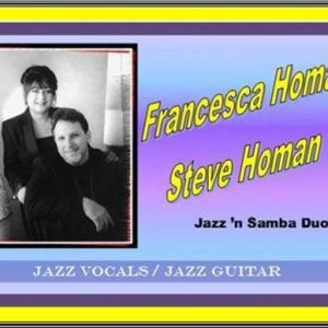 Steve and Francisca Homan