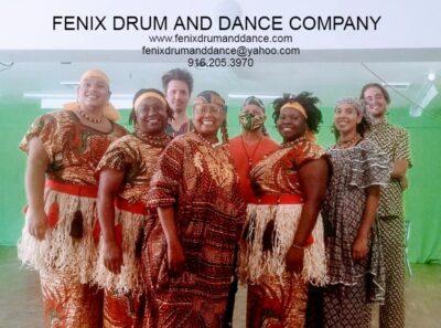 FENIX Drum and Dance
