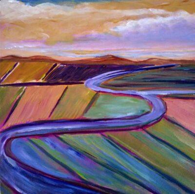 Landscape by Sue Torngren